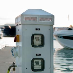 Marine wiring box