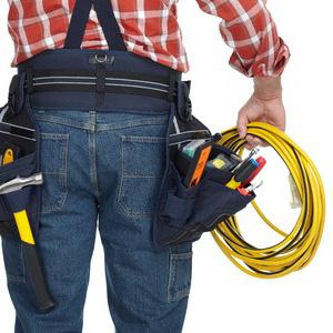 Tool kit belt