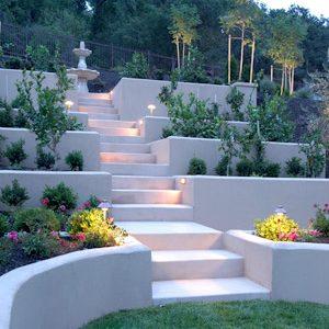 Residential Landscape Lighting