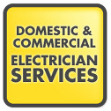 Sign - Domestic and Commercial Electrical Services