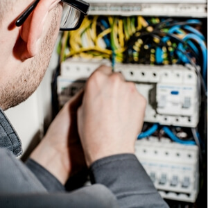 Electrician Wiring Installing Services