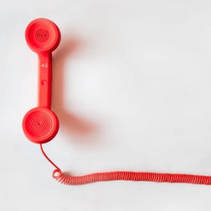Telephone connection